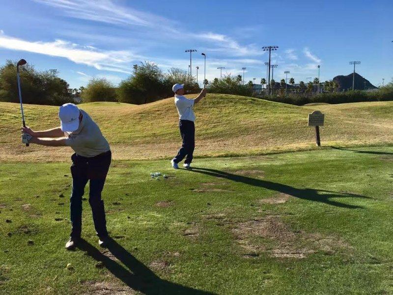 Matt Practice session at ASU Karsten Golf Course.jpg
