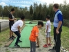Vancouver Junior golf pitch and putt class at Takaya.JPG