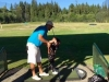 Collingwood school junior beginner golf training