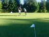 Junior golf training at northlands golf course