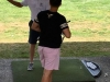 Vancouver Junior golf training program at Takaya