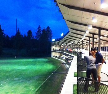 richmond driving range 温哥华列志文#1高尔夫球学校温哥华列志文
