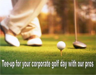 corporate golf day and clinics, junior golf camp 企业高尔夫球日,青少年高尔夫训练营
