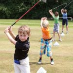 Vancouver After school junior golf beginner group lesson coaching 温哥华儿童青少年高尔夫球课程培训