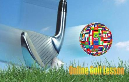 Online golf video instruction lesson 在线网上高尔夫视频教课