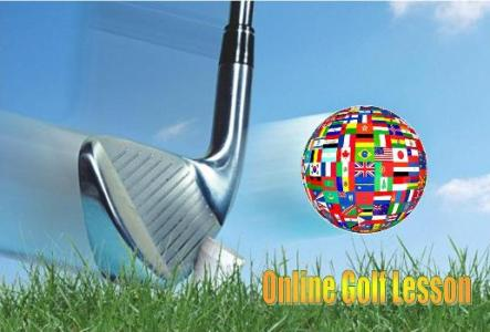 Video golf coaching instructor learn golf anywhere in the world us canada china 网上高尔夫球课视频教学