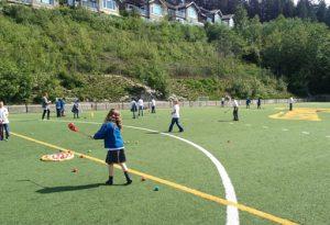 Collingwood School West Vancouver junior golf in Class 西温在校青少年儿童高尔夫球培训