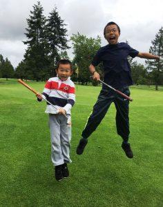 温哥华高尔夫学院顾客反馈评语见证