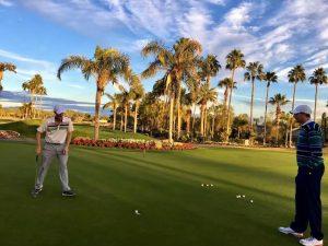 Matt Daniel fun Golf trip